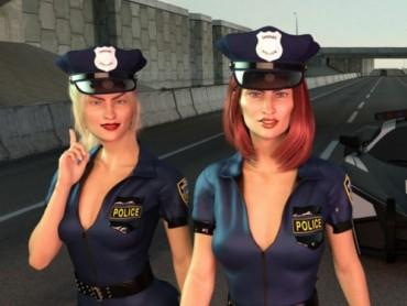 Femdom Lockdown online porn game