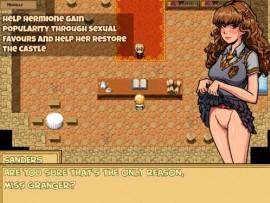 Hogwarts Restored sex game
