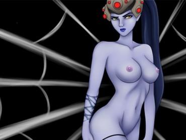 Overwatch - Spider's Web porn game