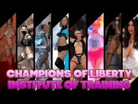 Champions of Liberty Institute of Training free lesbian sex game