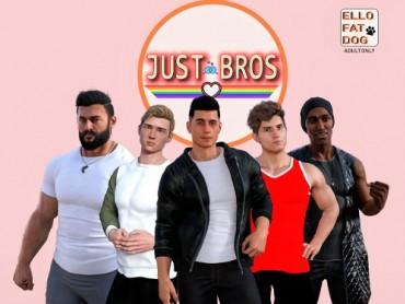 Just Bros gay sex game