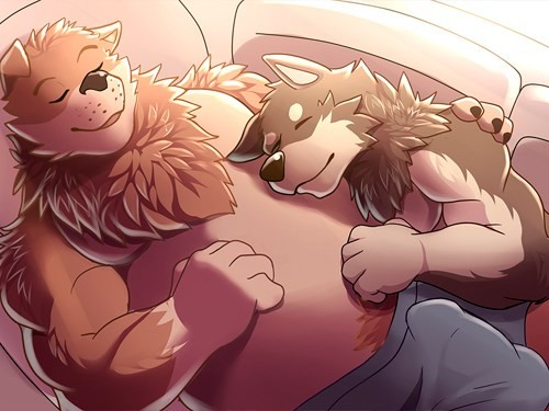 Sileo: Tales of a new dawn gay furry porn game