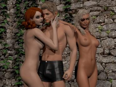 Fetish Stories: The Asylum fetish/femdom/bdsm porn game