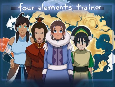 Four Elements Trainer adult sex game