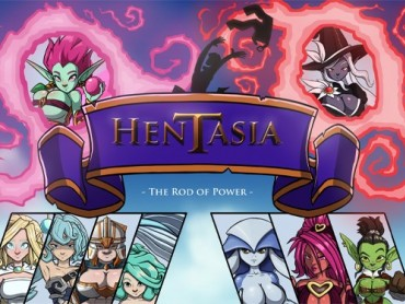 Hentasia: The Rod of Power monster/furry porn game
